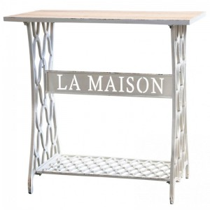 Metalowy Stolik Chic Antique La Maison