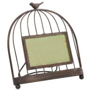 Ramka Bird Cage brown