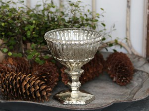 Puchar French 1 mercury glass
