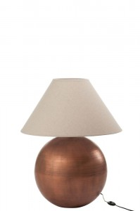 Copper  Lampa 3