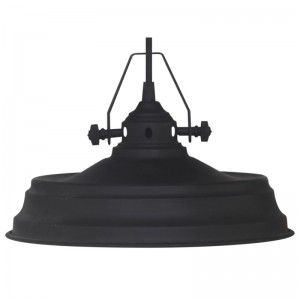 "Lampa ""new factory"" antique black"